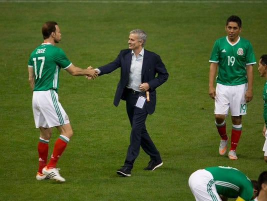 Jose Mourinho, Zague