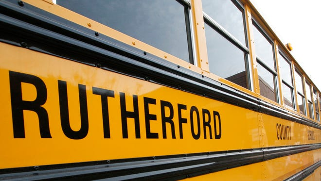 School buses will be on the road Monday as Rutherford County Schools officially begins a new school year.