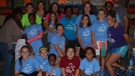Girls on the Run of Big Bend