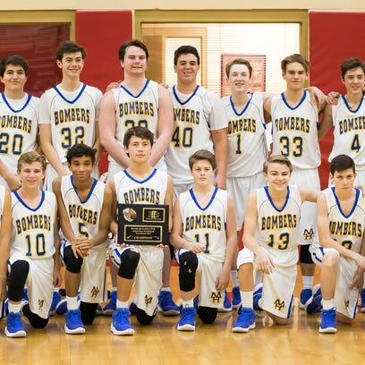 Junior Bombers win Cave City tourney