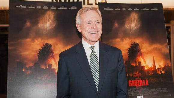 "WASHINGTON, DC - MAY 14:  U.S. Secretary of the Navy Ray Mabus attends the ""Godzilla"" special screening at AMC Uptown on May 14, 2014 in Washington, DC.  (Photo by Teresa Kroeger/Getty Images)"