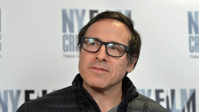 Director David O. Russell attends New York Film Critic's Society screening of 'American Hustle' on Dec. 9 in New York City.