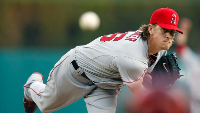 "Jered Weaver: ""We have a whole different vibe."""