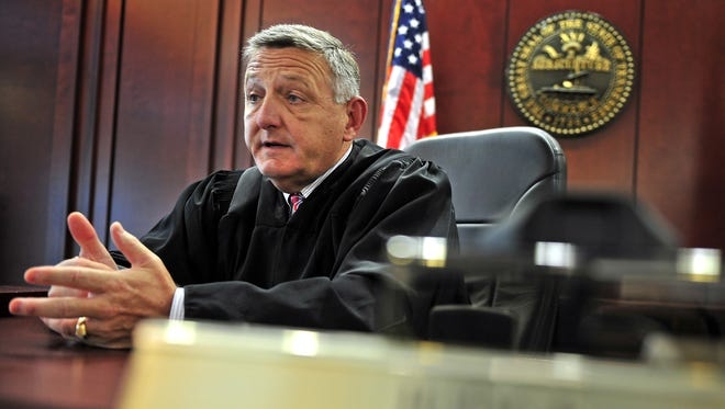 Attorneys who practice criminal law in Nashville are likely to go before General Sessions Judge Casey Moreland at some point.