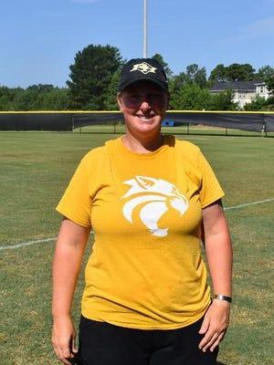 Richmond Hill softball coach Angie Hummeldorf.
