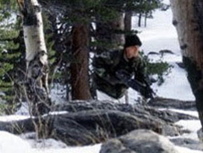 U S Military Camouflage Changes