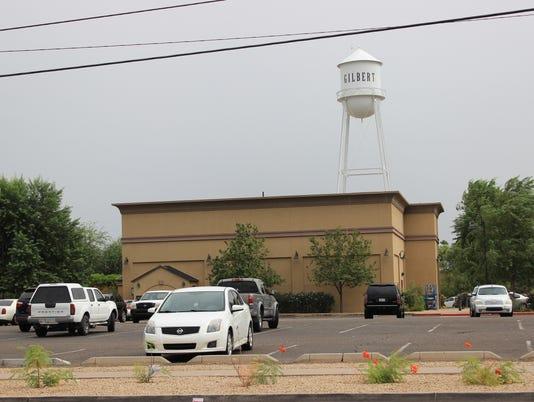 Gilbert Heritage District development