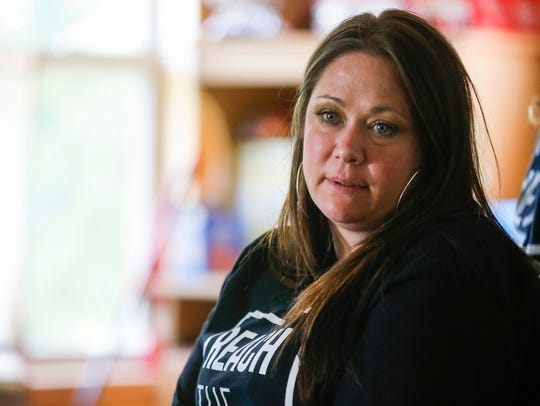 Tamara Sturm talks about what led her to Hope Homes,