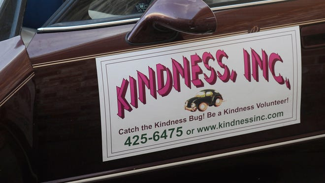 Kindness Inc. had a primary functin of providing transportation to those unable to drive due to disability or age.