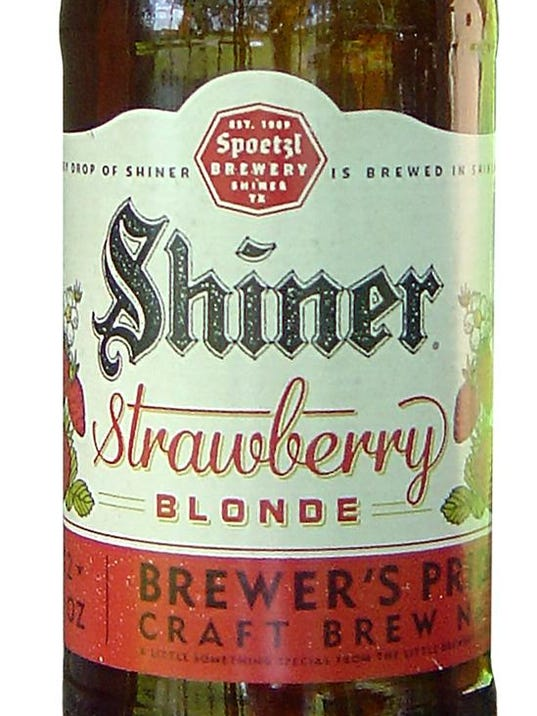 Beer Man Strawberry Blonde-Print