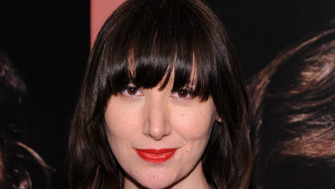 """Karen O of the band Yeah Yeah Yeahs attends """"The Double"""" screening at Sunshine Landmark on April 30, 2014 in New York City."""