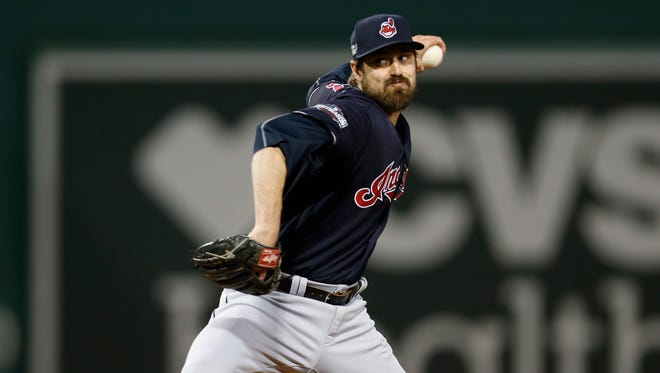 Andrew Miller struck out 21 batters in the postseason.
