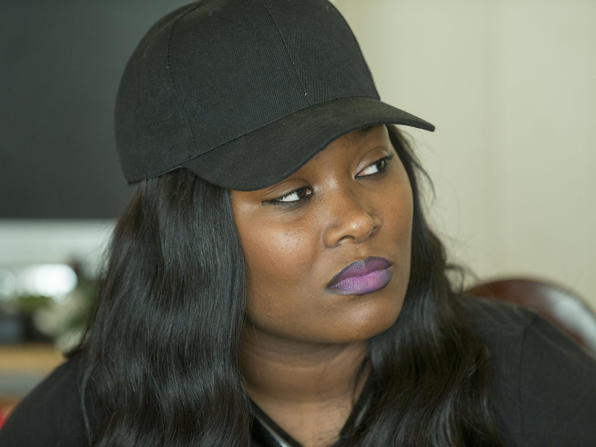 Lakeisha Cooper, 25, was 6 when her father, Keith Cooper,