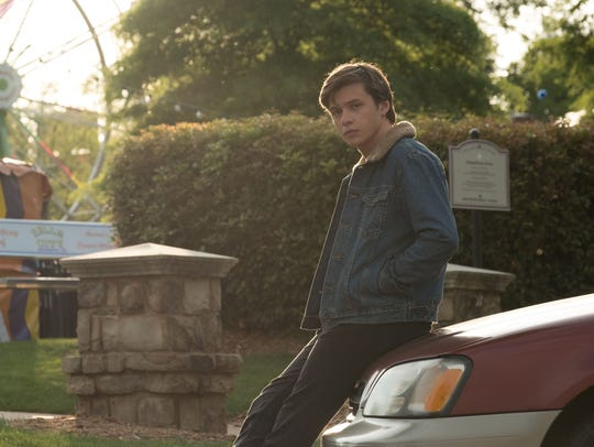 "Nick Robinson stars as Simon in ""Love, Simon."""