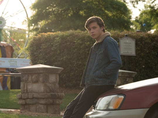 Nick Robinson stars as a closeted teenager in the coming-of-age