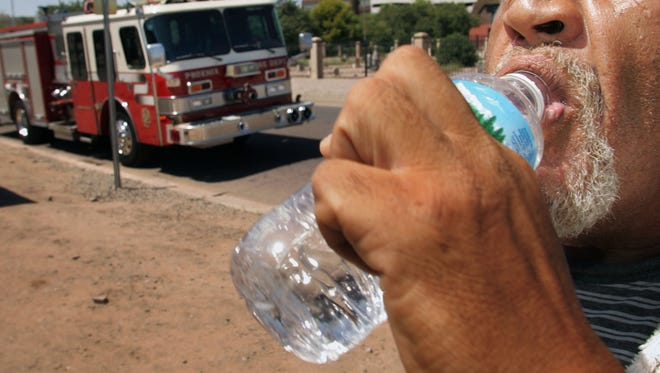 A record 264 heat-related deaths occurred in Arizona in 2017. Older folks - those most likely to live in hard-to-cool homes and who may need to shelter in place throughout the summer - are most at risk.