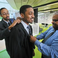 Hall: Work to employ Detroit youth