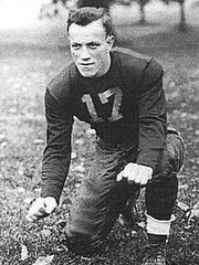Michigan State's Sidney Wagner was the eighth selection