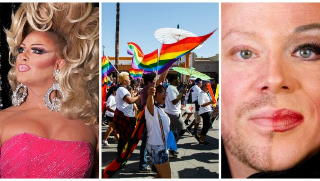 As a nonprofit, Greater Palm Springs Pride attracts more than 125,000 participants and relies on the help of volunteers and the plethora of performers dedicated to creating an event that is inclusive and diverse and includes everything from HIV/AIDS testing to a youth zone.