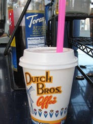 Dutch Bros will be available at Chase Field in Phoenix during the 2018 Arizona Diamondbacks season.