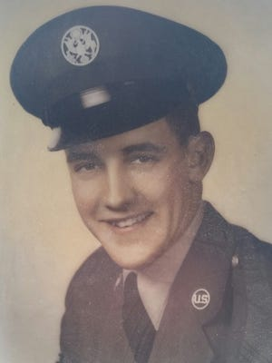 Ed served during the Korean War in the Air Force.