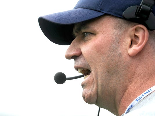 Bill O'Brien just got word that one of the best receivers in the East will be coming to Penn State.