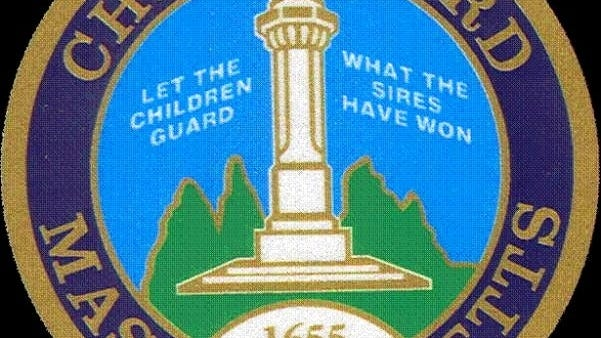 Seal of the town of Chelmsford {Courtesy Image]