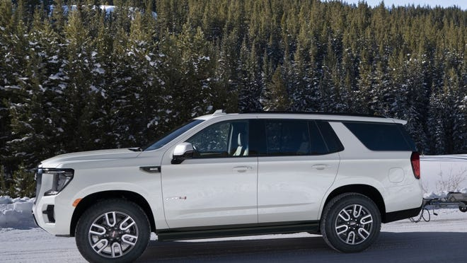 2021 GMC Yukon 4WD