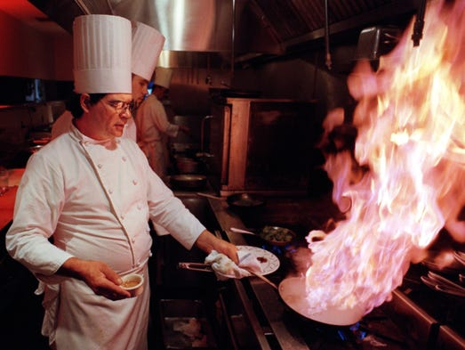 Five lakes grill in milford in 2000 kent phillips detroit free press