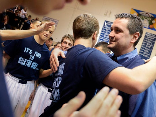 Bill Ackerman likes the supporting cast his West York
