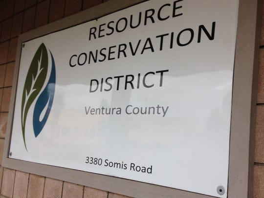 The Resource Conservation District office lies in Somis.