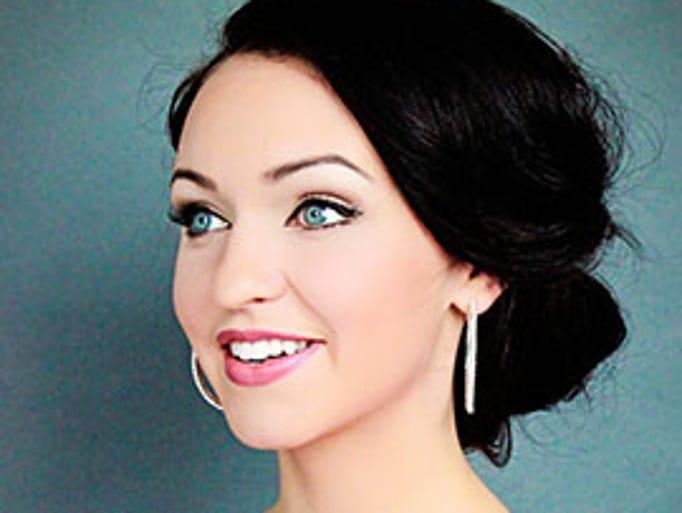 Lexie Schoenberner, Miss Hot Springs