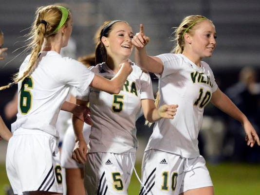 High School Soccer: Mitchell at Viera