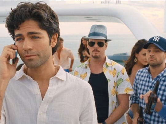 "The ""Entourage"" TV show debuted on HBO in 2004. The"