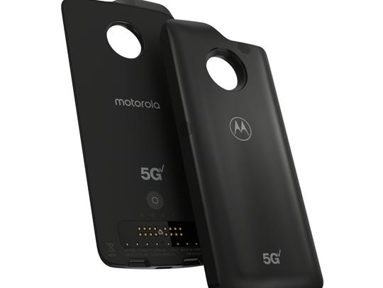 This 5G Moto Mod promises to turn Motorola's Z3 smartphone