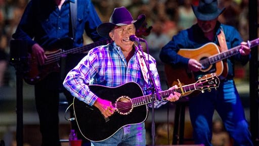 "George Strait's ""Amarillo by Morning"" was named the genre's greatest song of all time by The Tennessean's readers."