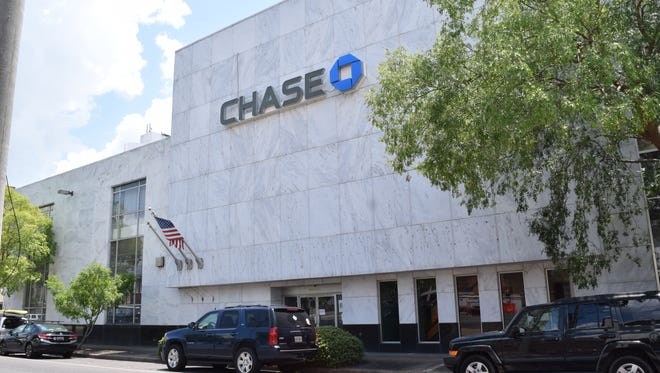 The former Chase Bank building has been purchased by the owners of Kinetix Technology.