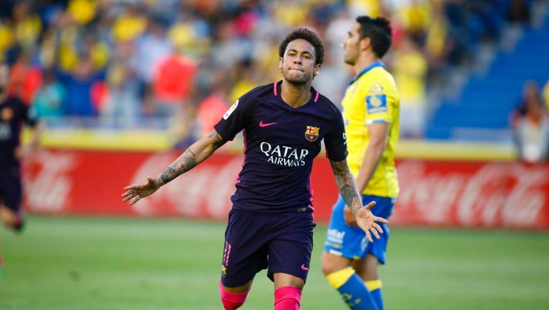 Barcelona real madrid tied in race for la liga crown - Firefly barcelona ...