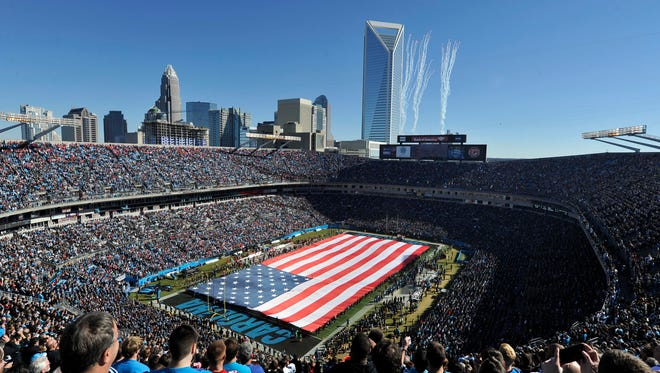 Bank of America Stadium in Charlotte and the ACC have agreed to extend the stay of the league's football championship event at the venue through 2020.