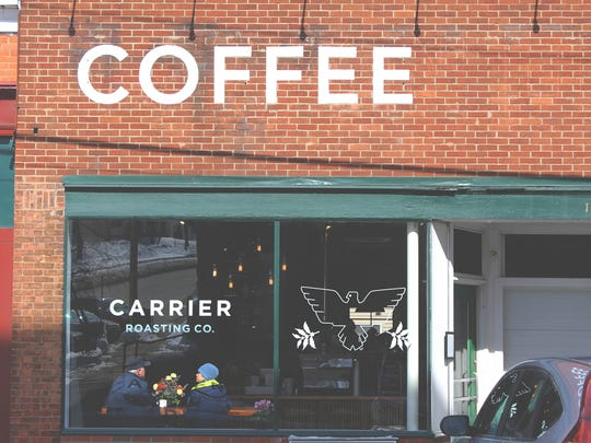 One of Vermont's newest roasters, Carrier Roasting Co. moved to downtown Northfield last year.