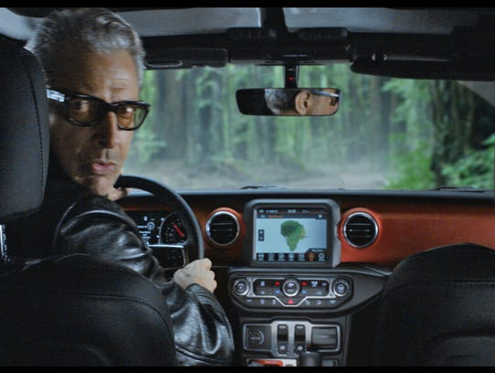 money comp ad fiat s superbowl super in mlk pubstill cars goldblum chrysler uses voice feature jeff park bowl jurassic ads story