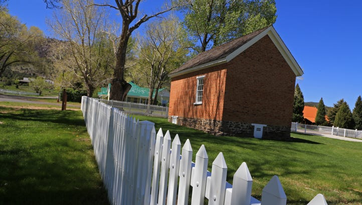 Tithing structures recall hardscrabble pioneer days