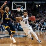 Villanova reaches NCAA Elite Eight, pulls away from West Virginia