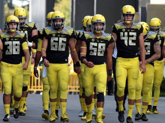 NCAA Football: Eastern Washington at Oregon