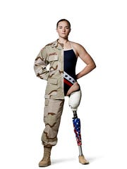 Iraq Veteran and Paralympian, Melissa Stockwell will inspire at Women's Day Out.