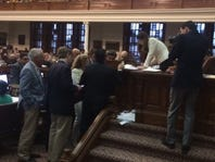 An open-government roadblock in Texas House was among Election Night casualties