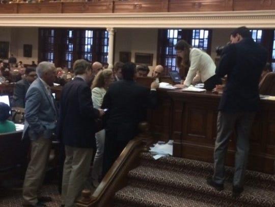 The 2019 Texas legislative session begins Jan. 8.