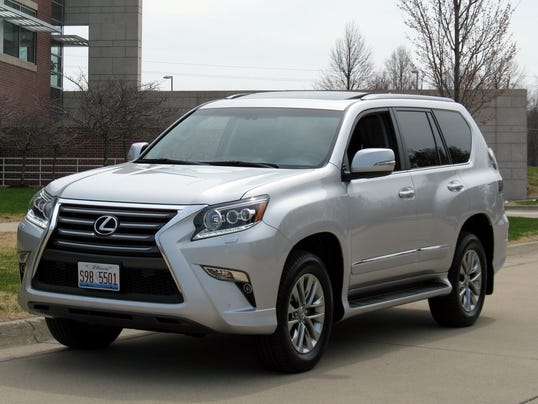 2014 lexus gx 460 suv a versatile vehicle. Black Bedroom Furniture Sets. Home Design Ideas