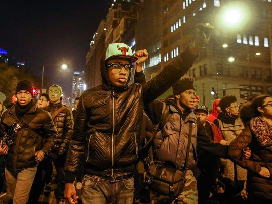 EPA USA CHICAGO POLICE SHOOTING POL CITIZENS INITIATIVE & RECALL USA IL