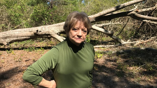 Carol Lindley of Hattiesburg believes she had a second bout of West Nile virus although it hasn't been officially confirmed.